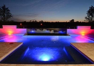 Palm Coast Pool Builders: Pool Lighting Trends