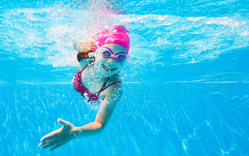 Just Jump In: Valuable Lessons We Learn From Swimming