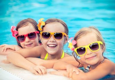 The 12 Days of Swimming Pool Fun