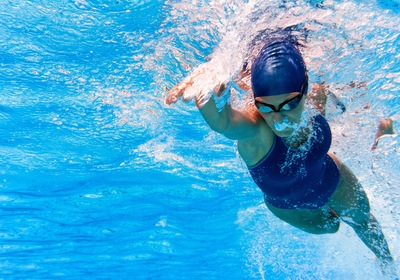 Happy New Year! 5 New Year's Resolutions for Swimmers