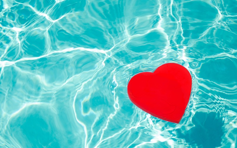Valentine's Day Fun for Your Daytona Pool