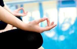 Poses in the Pool: Celebrating International Yoga Day