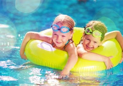 Involve Kids in Pool Safety