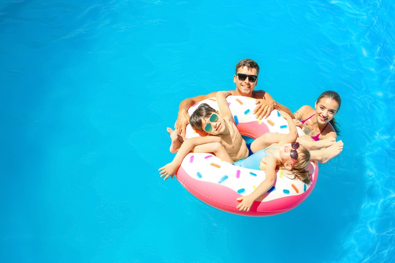 5 Pool Accessory Ideas for Summertime Fun