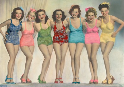 The Bathing Suit: A History