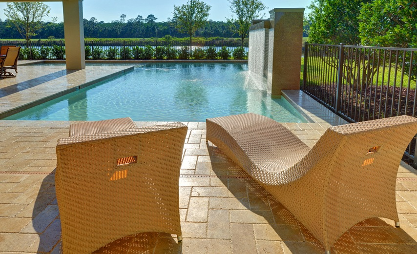 Orlando Pool Seating: How to Choose
