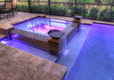 Orlando Pools: Adding Color to Your Pool