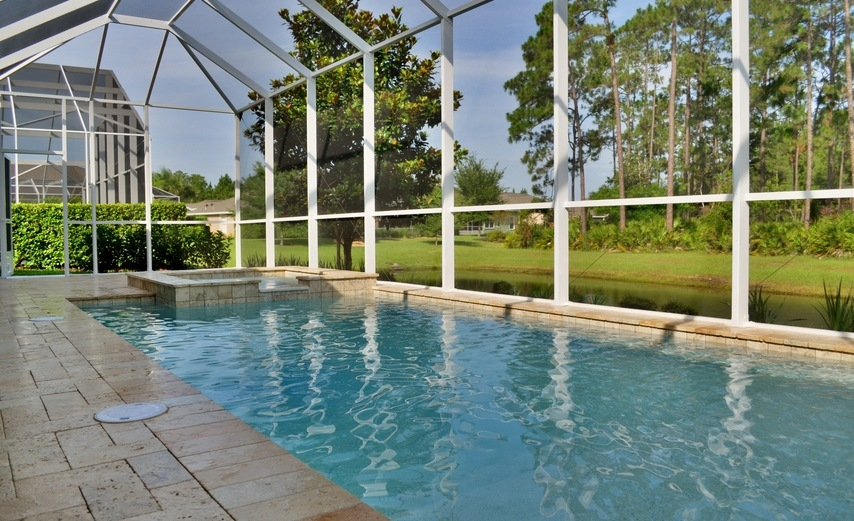 Staying Cool with Shade in Your Orlando Pool