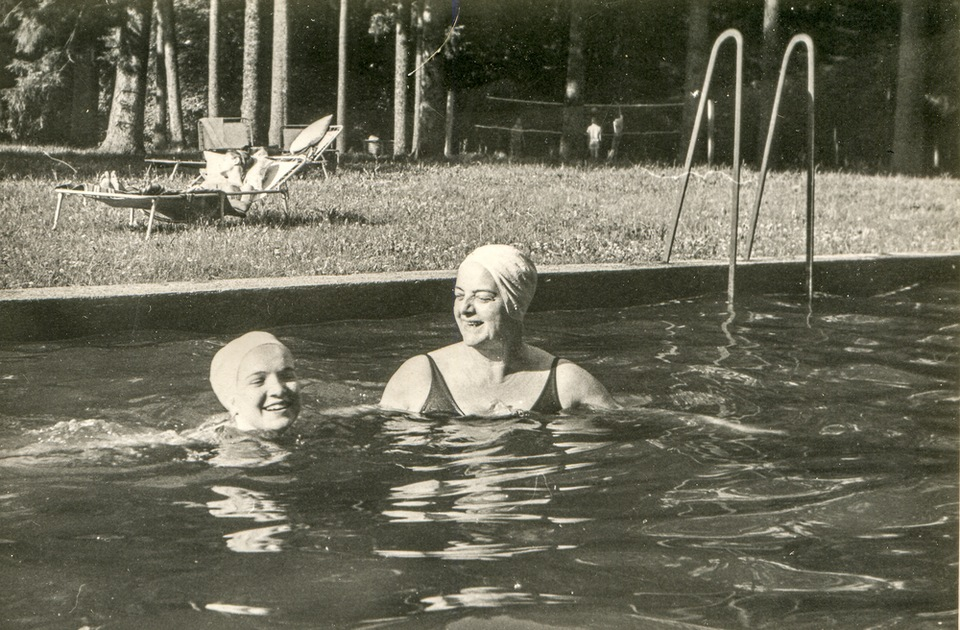 The History of Swimming as a Pastime