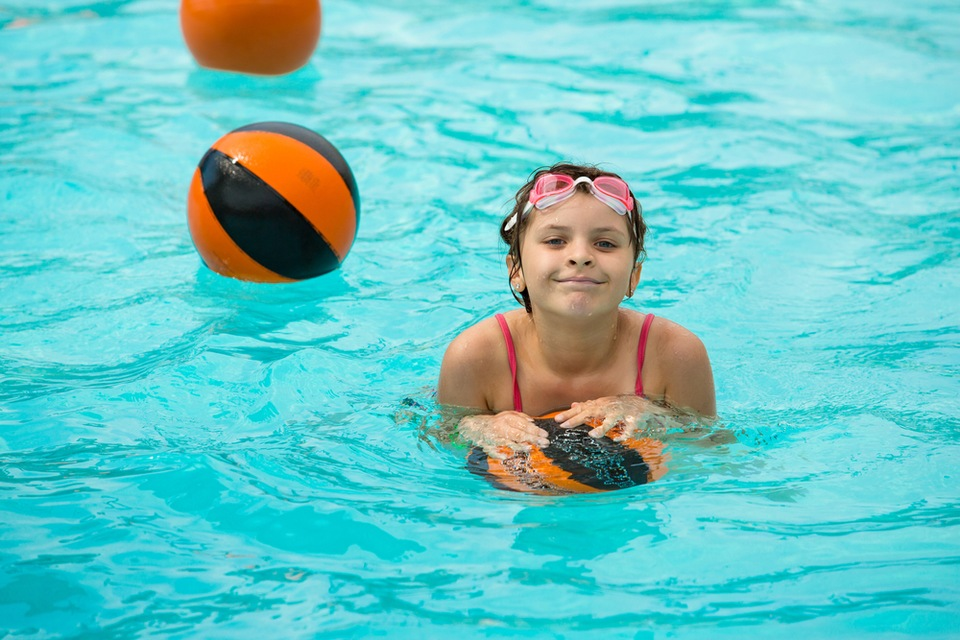 Sports and Activities for Your Central Florida Pool