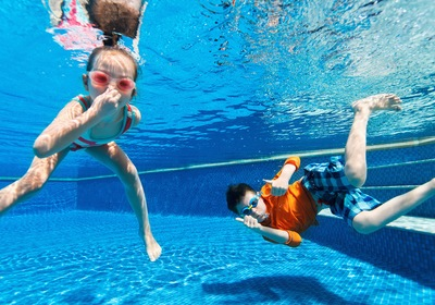 Back-to-School by the Pool: 4 Fun Ideas